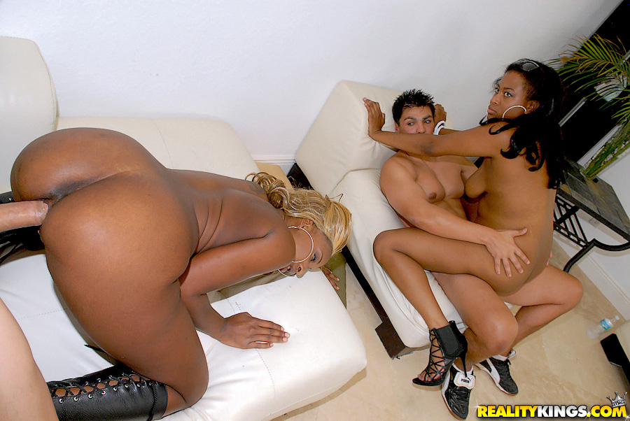 Black dime pieces getting fucked
