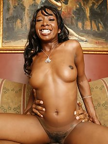 Ebony Stacey Cash is going to show you something new about sex