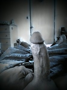 who wants to ride on this cock