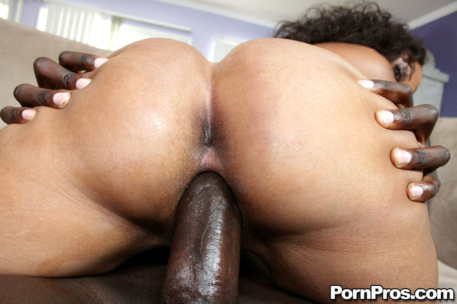 Big Ass Ebony Backshots