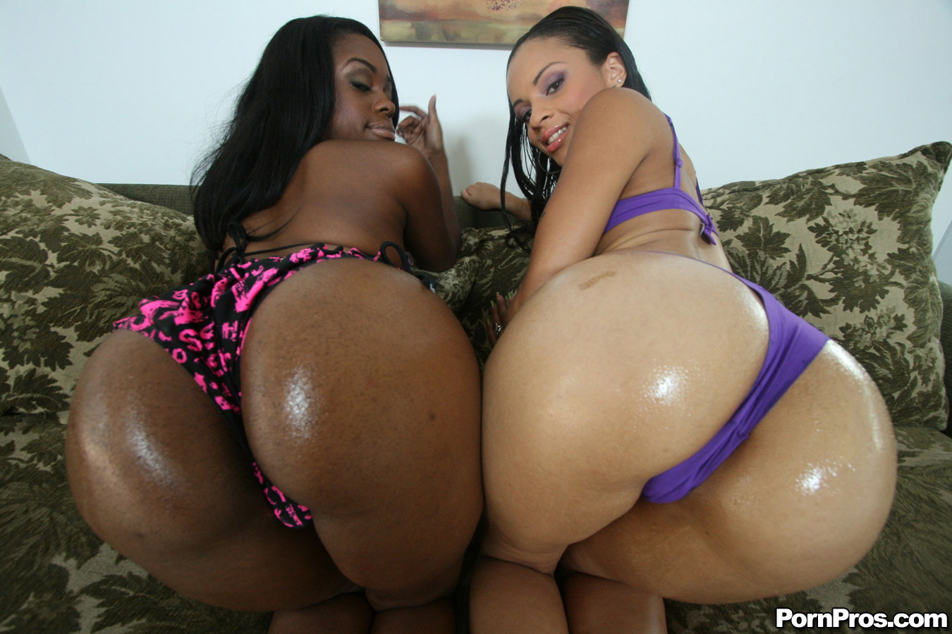 Bigass ebony milf codi bryant in threeway fun - 2 part 10