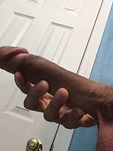 Hunky Black Man Is Really Hungry With His Harden Erect Shaft