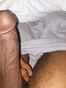 My long thick hard BBC