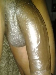 Look at my big fat black cock who wants it?