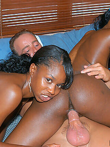 2 sexy hot round and brown babes givin it up to me in these pix