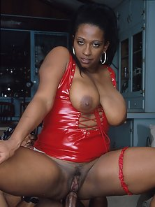 Red hot Phoenix has her fiery pussy pounded here