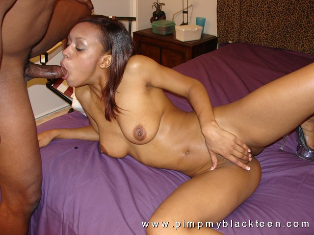 petite asian gets a taste of a large cock