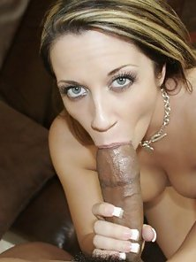 Slut Kori Enjoys The Taste Of A Big Cock