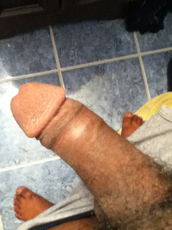Monster dick pic