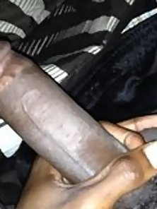 Handsome Dude Feel Excited after Jerking His Hard Cock till Ejaculation