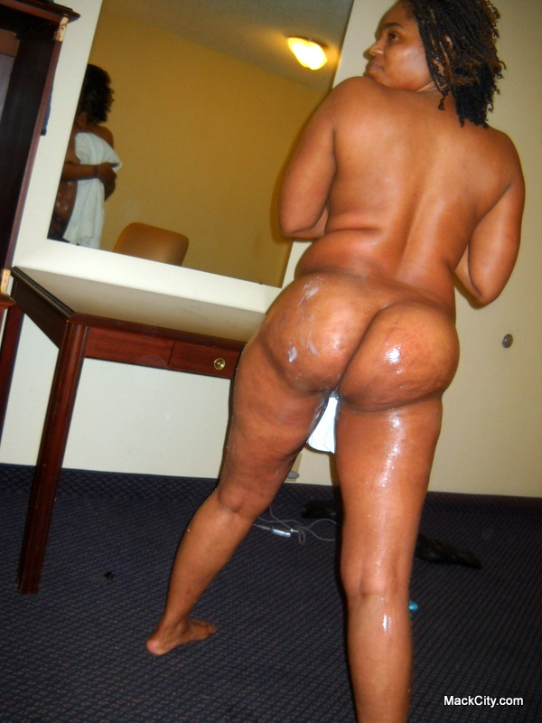 Phat getto ass