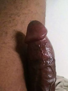MY BIG HARD THROBBING STIFF FAT BLACK DICK READY FOR HOT WET BLACK PUS