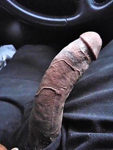more Pics of my Curved Black Dick