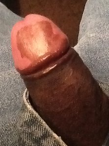Hard cock hungry for pussy