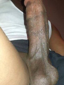 Big throbbing BBC