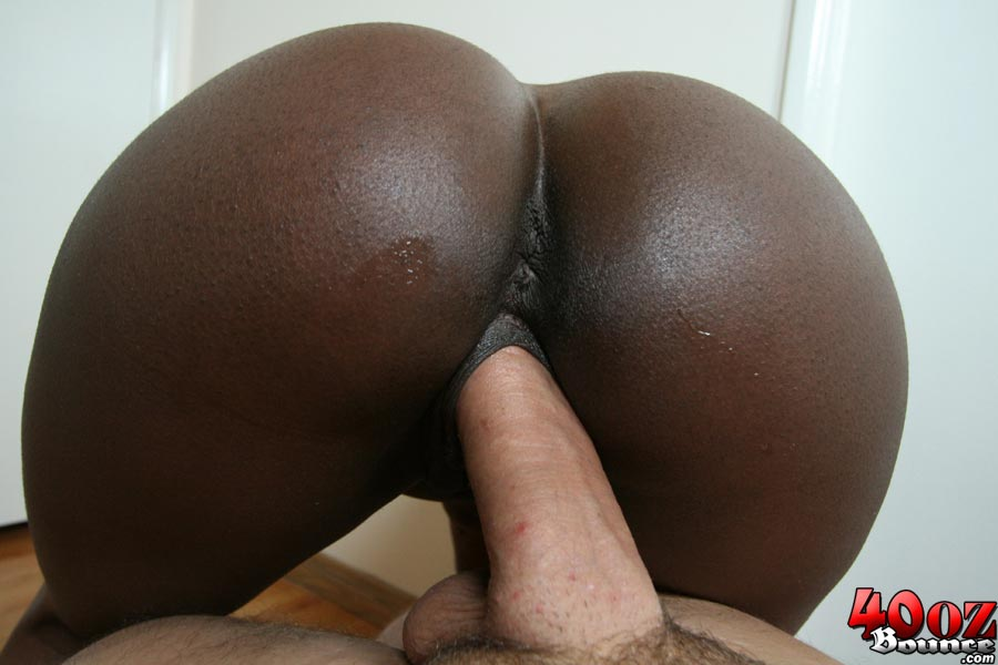 Fat black ass tubes