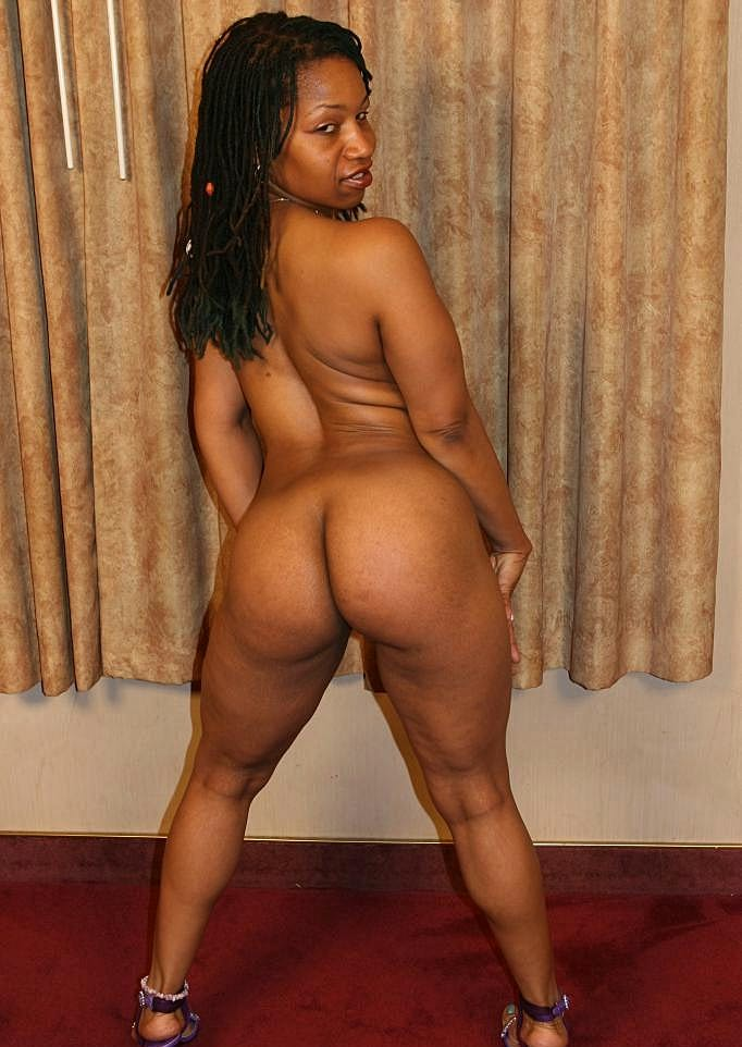 Thick black booty tube