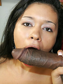Big Black Dick Fills A Thick Chick