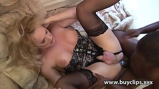 Shemale milf Alison Dale gets ass fucked deep