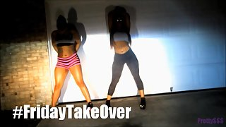 Twerk Team- Viewer's Choice Edition #FridayTakeOver
