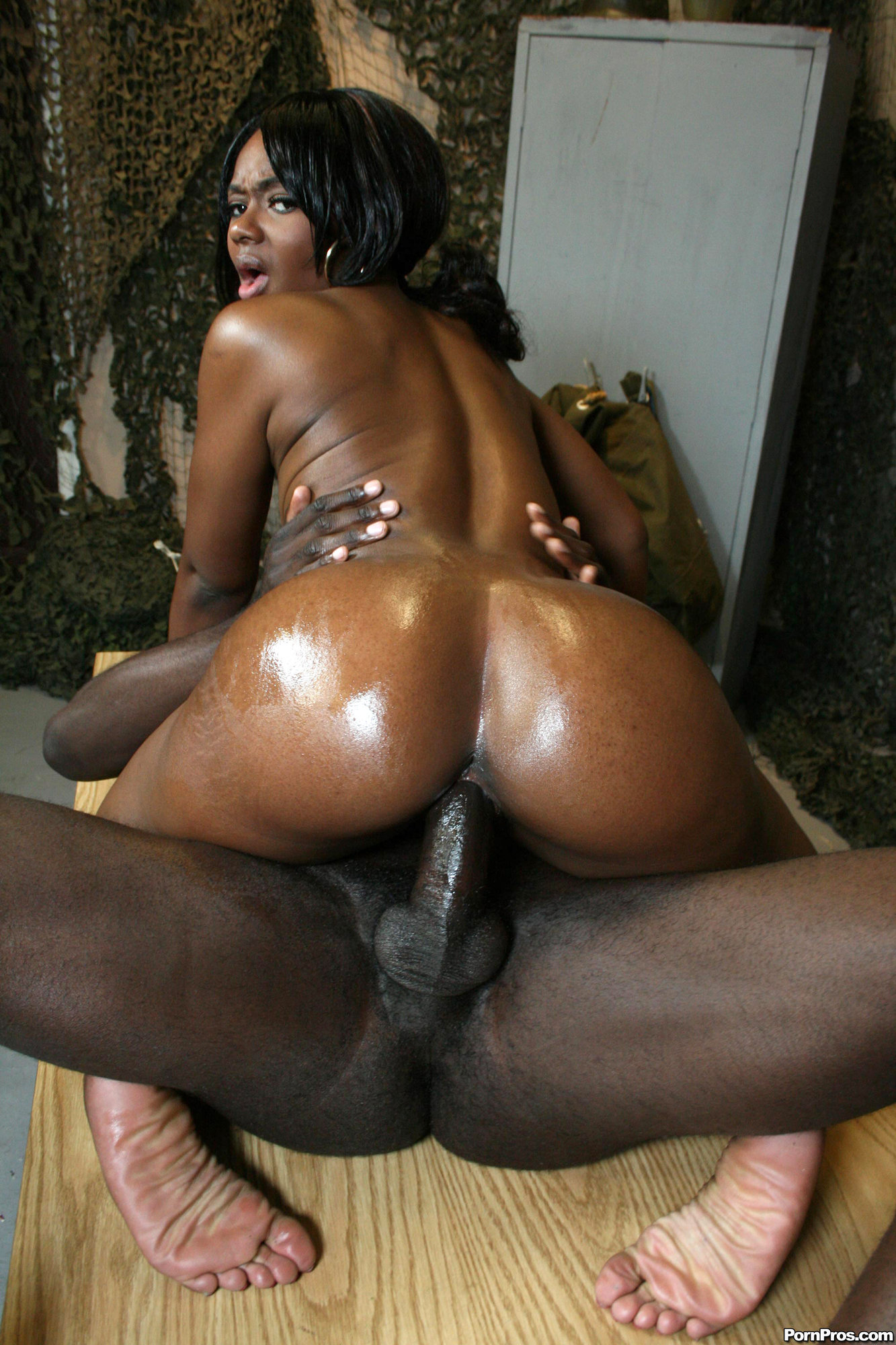 Theme, very big black ass and puss naked