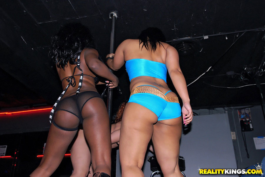 Hot Black Stripper Porn