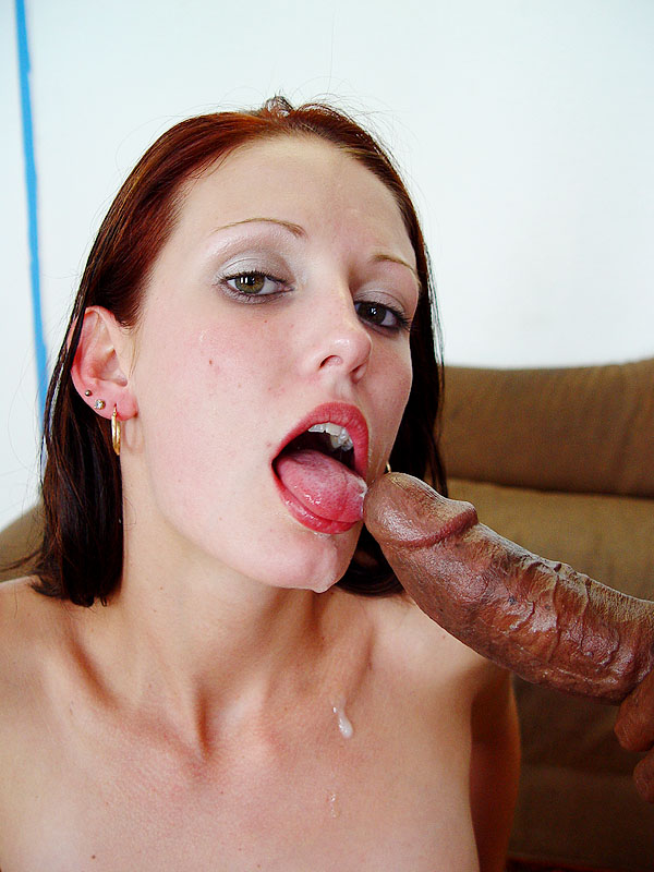 Hailey young with dilated sphincter wearing collar