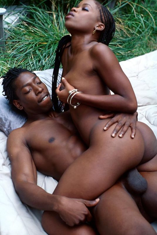 Naked Black Couples