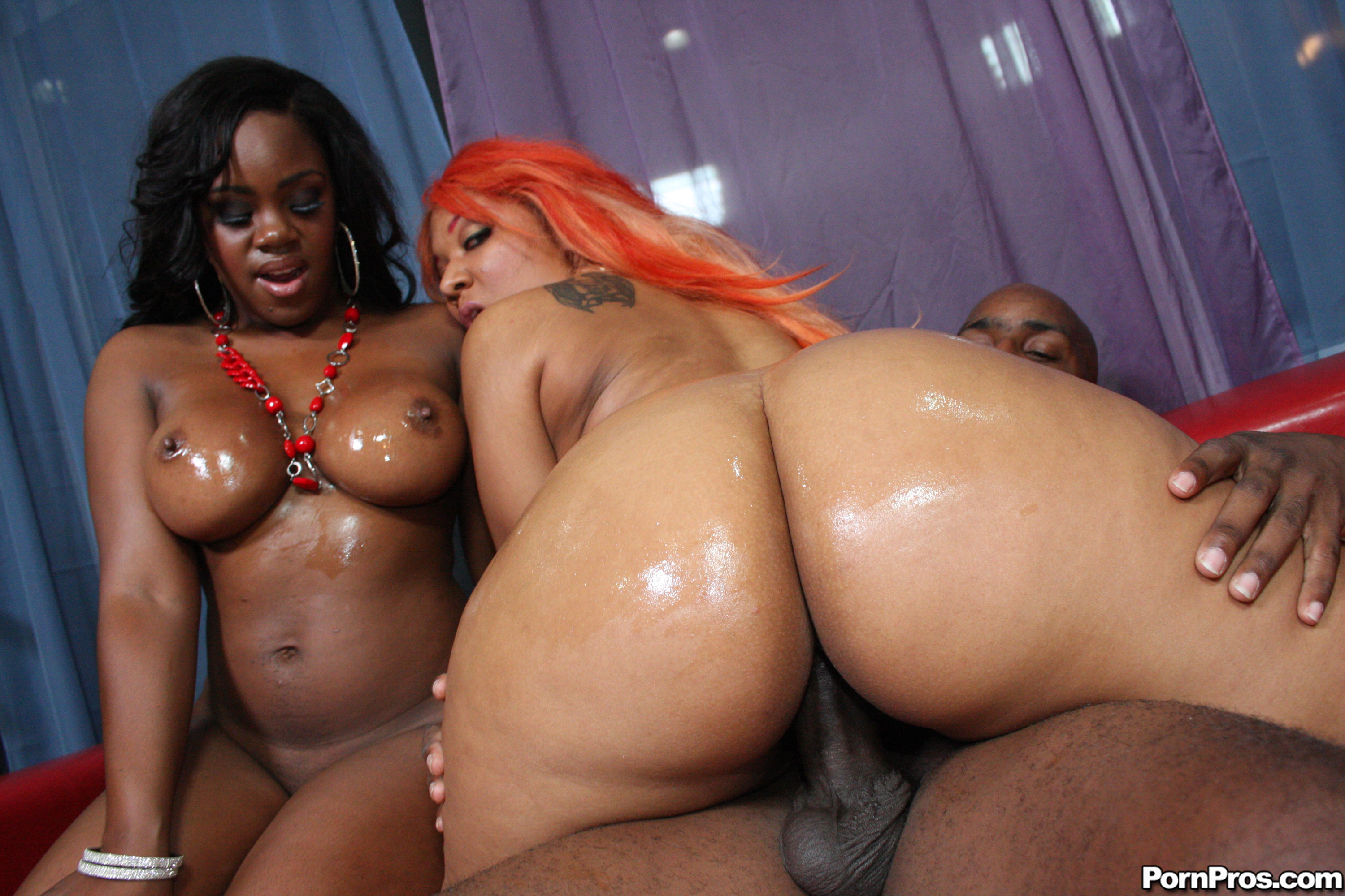 Booty black bitches babe kelly are fucked on the coach