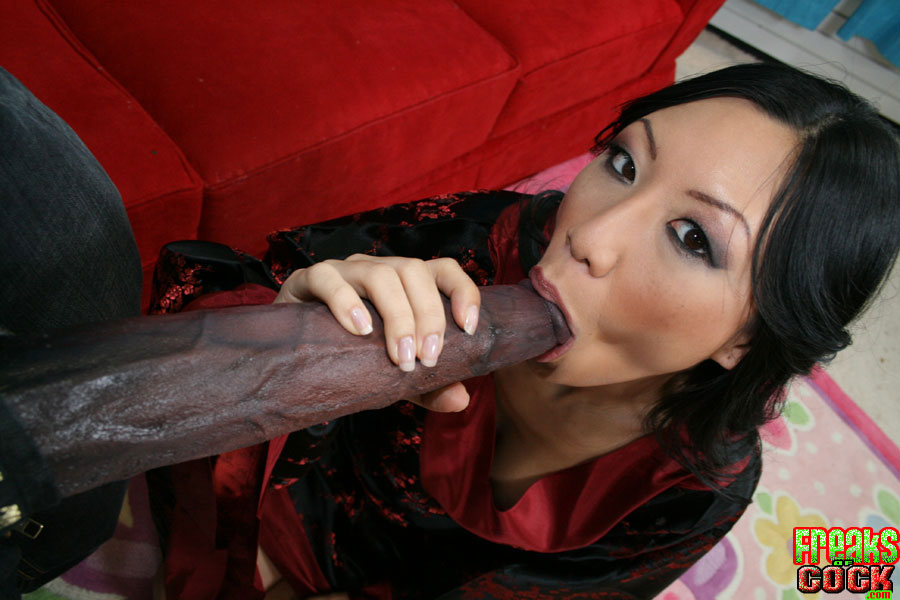 Tiny Asian Teen Fucked By Monster Freak Cock