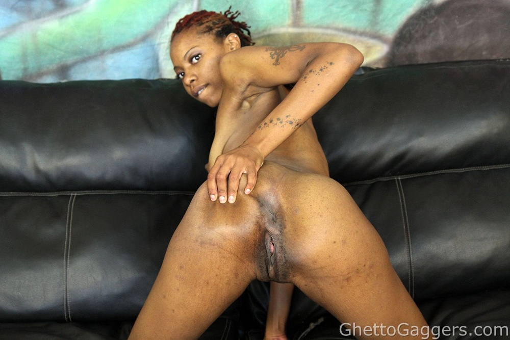 Amateur Threesome Anal Ebony