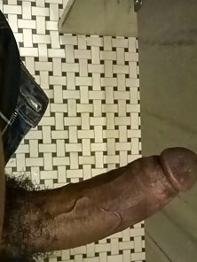 Black Dick In Washington D. C