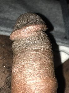 Horny with a big dick