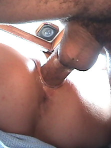 Jessica fucked by two big black stiff shafts