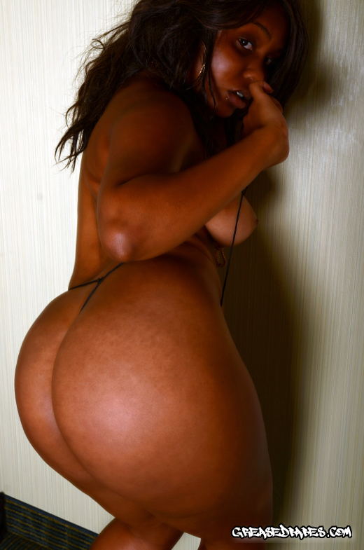 black naked women with fat ass