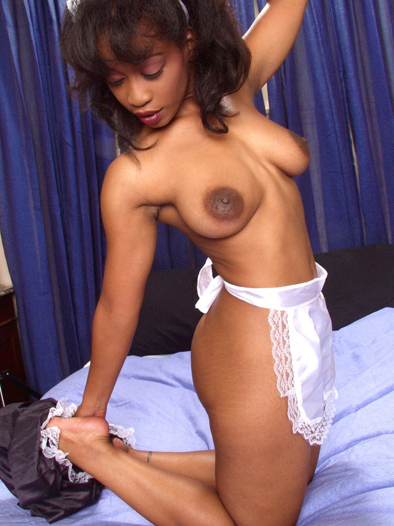Hottest black girls nude