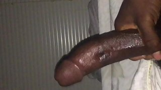 Suck on this big black dick